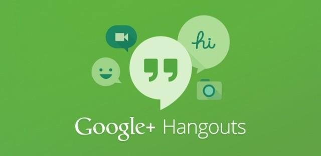 сервис google hangouts