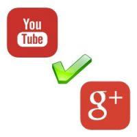 Страница Гугл плюс для продвижения Ютуб-канала