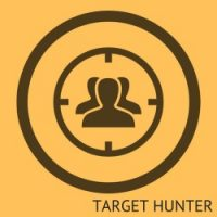 Пример сбора целевой аудитории для таргетированной рекламы Вконтакте через сервис Target Hunter