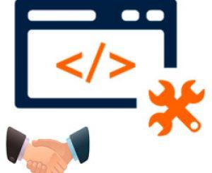 Партнерский сайт для фреймов, редиректов и готовых комплектов