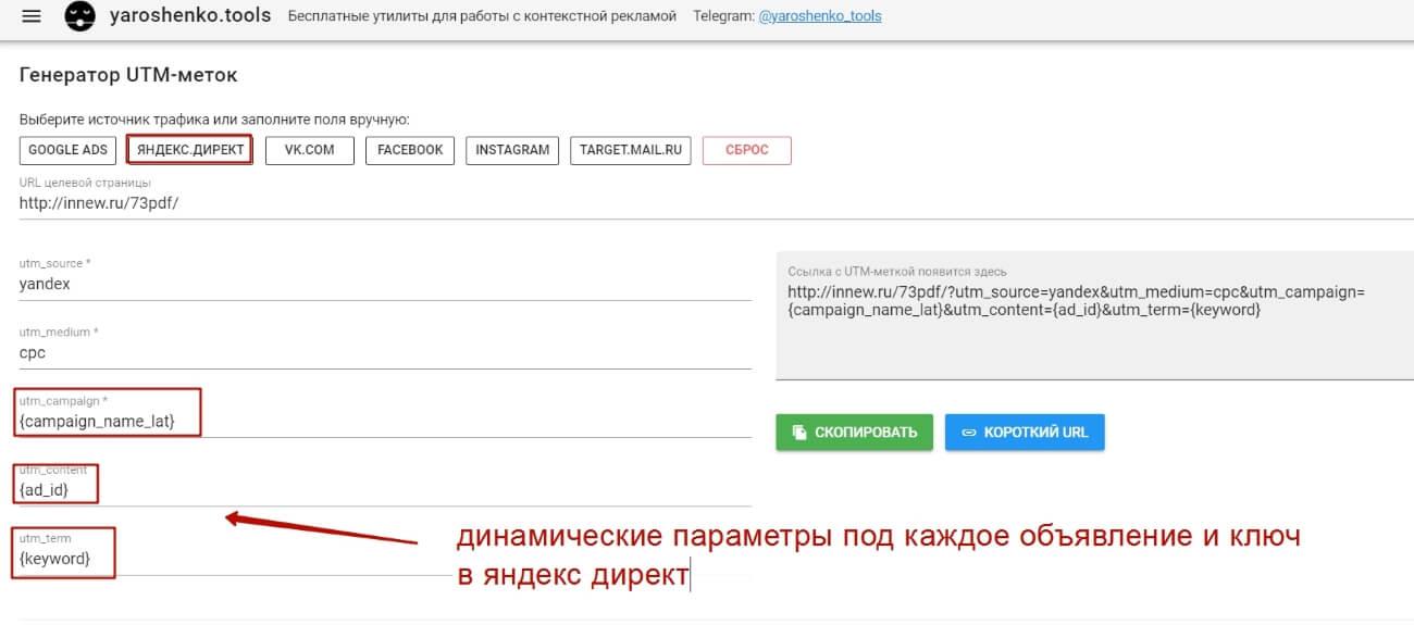 Как я отслеживаю подписчиков на воронку с помощью Яндекс Метрики, целей и меток?