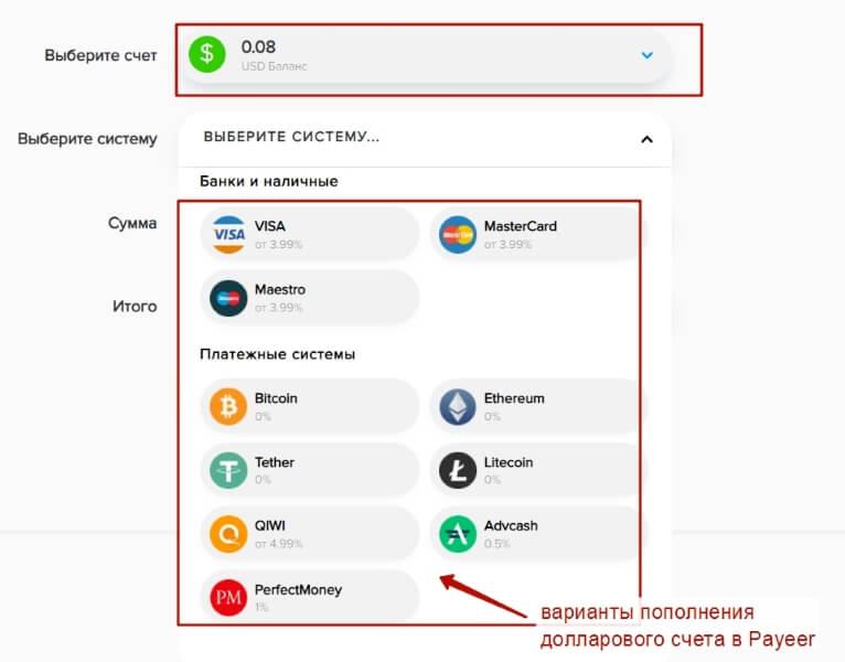 Как зарегистрировать и использовать кошелек Payeer?